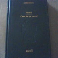 Georges Simenon - PISICA * CASA DE PE CANAL { colectia ' Adevarul ' } / 2009