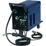 Aparat sudura BT-GW 150, 120 A, 230 V, electrod 0.6-0.8 mm, in gaz protector, ventilator racire, 25.4 kg