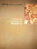 CIVILIZAȚIA OCCIDENTULUI MEDIEVAL - JACQUES LE GOFF, ED STIINTIFICA 1970,720 PAG