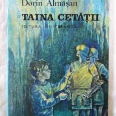 """TAINA CETATII"", Dorin Almasan, 1990, Rao"