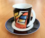 Ceasca - espresso - decorativa / de colectie - Rosenthal - Otman Alt