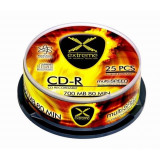 Mediu optic Esperanza CD-R Extreme 700MB 52x 25 bucati