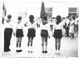 Pionieri perioada comunista 2 fotografii