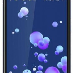 Telefon Mobil HTC U11, Procesor Octa-Core 2.45/1.90 GHz, Super LCD5 Capacitive Touchscreen 5.5inch, 4GB RAM, 64GB Flash, 12MP, 4G, Wi-Fi, Single Sim,