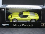 Macheta Lamborghini Miura Concept Hotwheels Elite 1:43