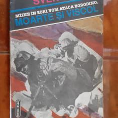 Moarte si viscol - Sven Hassel EDITURA NEMIRA ,COMANDO