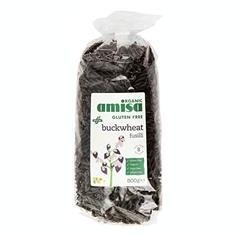 Fusilli din Hrisca Fara Gluten Bio Amisa 500gr Cod: 5032722314214