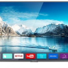 Televizor LED Kruger&Matz 190 cm (75inch) KM0275UHD-S2, Ultra HD 4K, Smart TV, WiFi, CI+