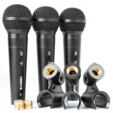 Vonyx VX1800 S, set de microfoane dinamice