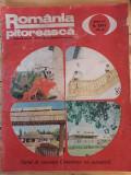 Revista Romania pitoreasca nr 6 din 1974