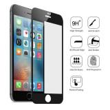 Folie Sticla iPhone 7 Neagra