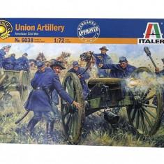 1:72 AMERICAN CIVIL WAR: UNION ARTILLERY - 21 figures 1:72