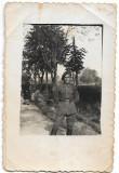Fotografie vanator de munte roman al doilea razboi mondial