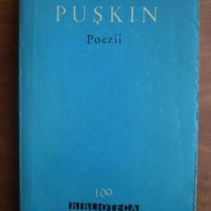 Puskin - Poezii