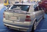 Prelungire lip extensie tuning sport bara spate Opel Astra G HB 1999-2011 v2, ASTRA G (F48_, F08_) - [1998 - 2009]
