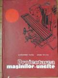 Proiectarea Masinilor-unelte - Al. Vaida S. Velicu ,528226