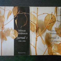 MIRCEA CARTARESCU - JURNAL 2 volume