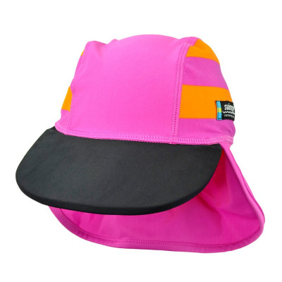 Sapca Sport pink 1- 2 ani protectie UV Swimpy for Your BabyKids foto