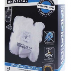 Set 4 buc saci de aspirator Rowenta Wonderbag Endura Universal Allergy Care