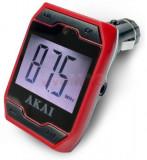 Cumpara ieftin Modulator FM Audio Akai FMT-701D, USB, microSD