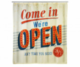 Perdea de dus Vintage Open 180x200 cm