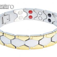 Bratara Magnetica Energetica din INOX - cod BRA034