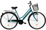 Bicicleta Oras Dhs Citadinne 2812 - 28 Inch, L, Verde