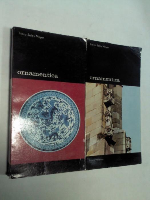 ORNAMENTICA - FRANZ SALES MEYER
