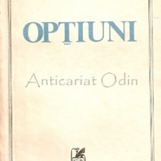 Optiuni - Ion Ianosi