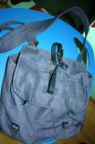 Sac de merinde geanta militara  Militie Militian soldat in termen