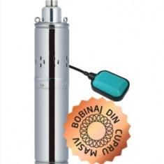 Pompa submersibila apa curata cu plutitor Blade4QGD1.2-100-0.75-F PRO
