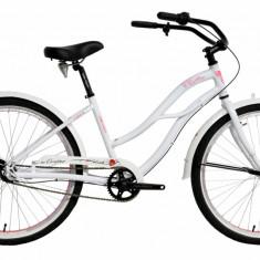 Bicicleta Oras Devron Urbio Lu2.6 L White Mist 26 Inch