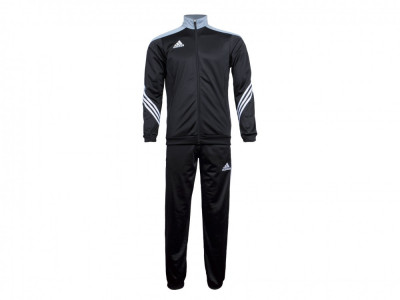 Trening barbati Adidas Sere14 Pes suit black-silver-white F49712 foto