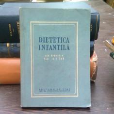 Dietetica infantila - A.F. Tur