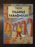TIGARILE FARAONULUI.AVENTURILE LUI TINTIN ( BENZI DESENATE )