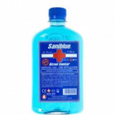 Alcool sanitar 70% vol. Saniblue, 500 ml