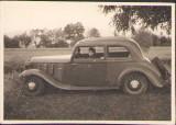 C2049 Automobil de epoca Romania poza interbelica masina autovehicul