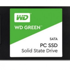 480 GB SSD NOU Western Digital Green, SATA 3