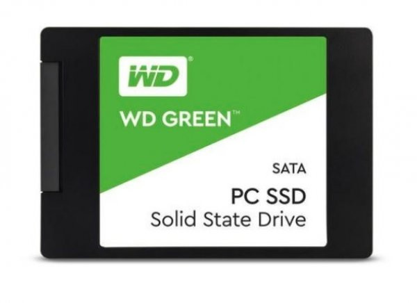 480 GB SSD NOU Western Digital Green, SATA 3