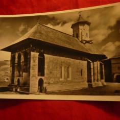 Ilustrata Manastirea Moldovita , interbelica