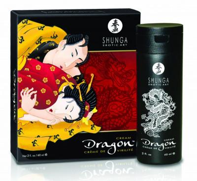 Dragon Crema pentru barbati-erectie penis 60ml foto