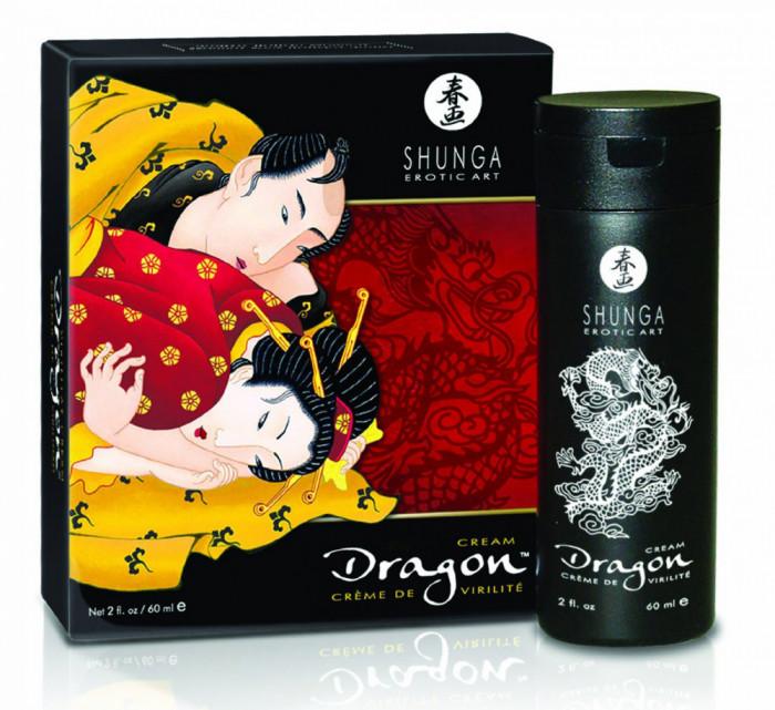 Dragon Crema pentru barbati-erectie penis 60ml