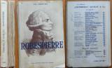 F. R. Sieburg , Robespierre , editie interbelica