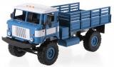 Cumpara ieftin Camion Militar WPL B-24 1:16 4x4 2.4GHz RTR - Albastru