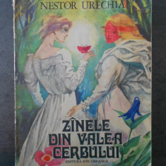 NESTOR URECHIA - ZANELE DIN VALEA CERBULUI (1977, ilustratii de Gh. Marinescu)