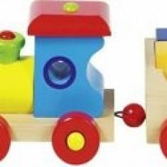 Trenulet lemn Londra