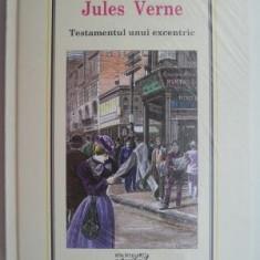 Testamentul unui excentric – Jules Verne