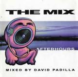 Set 2 CD David Padilla – The Mix - Afterhours, originale