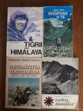 Lot 4 carti despre alpinism / R8P3S