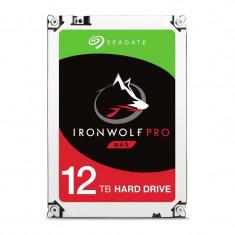 HDD IronWolf Pro 3.5'' 12TB SATA3 7200RPM 256MB